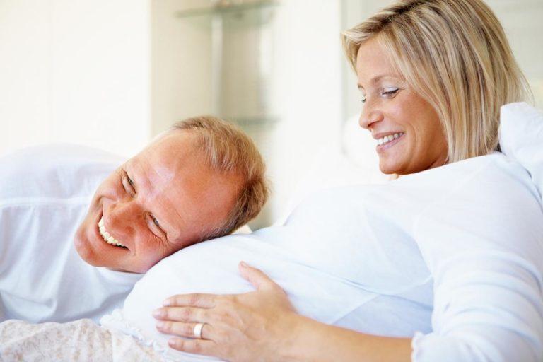 Особенности поздней беременности