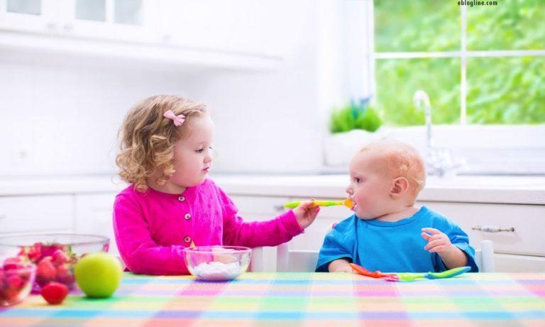 Кисломолочные продукты детям