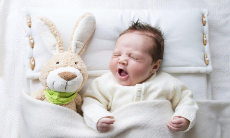 Белый шум для крепкого сна ребёнка