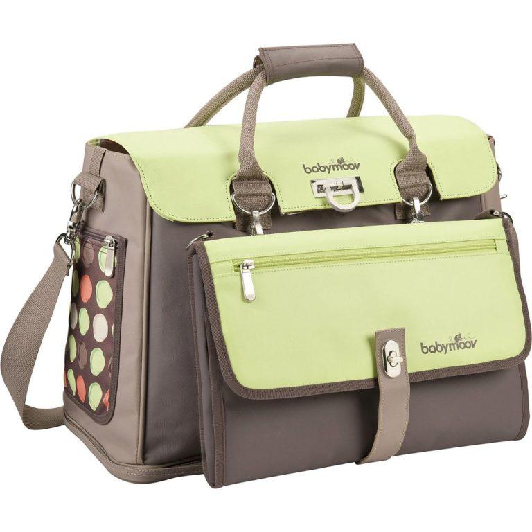 Как выбрать сумку для мамы на коляску и для выхода