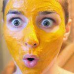 Как приготовить маску для лица на основе куркумы