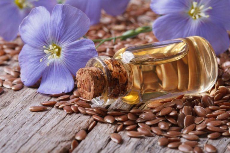 Льняное масло для женщин: применение