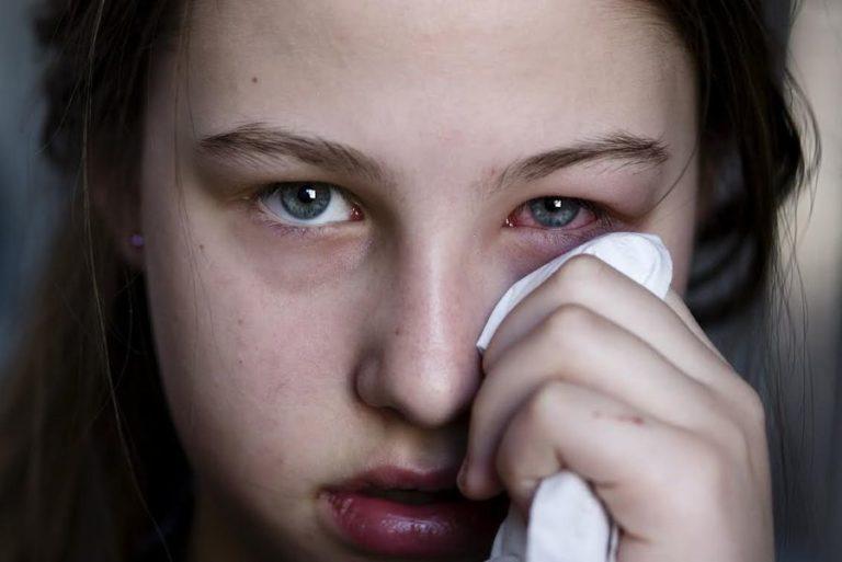 Абразия (травма) роговицы глаза