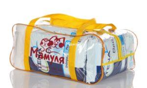 Список вещей в роддом - собираем сумку для малыша и мамы