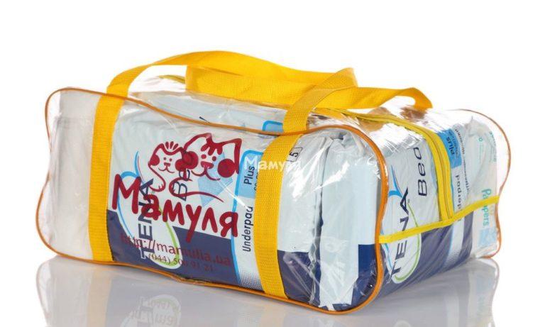 Список вещей в роддом — собираем сумку для малыша и мамы