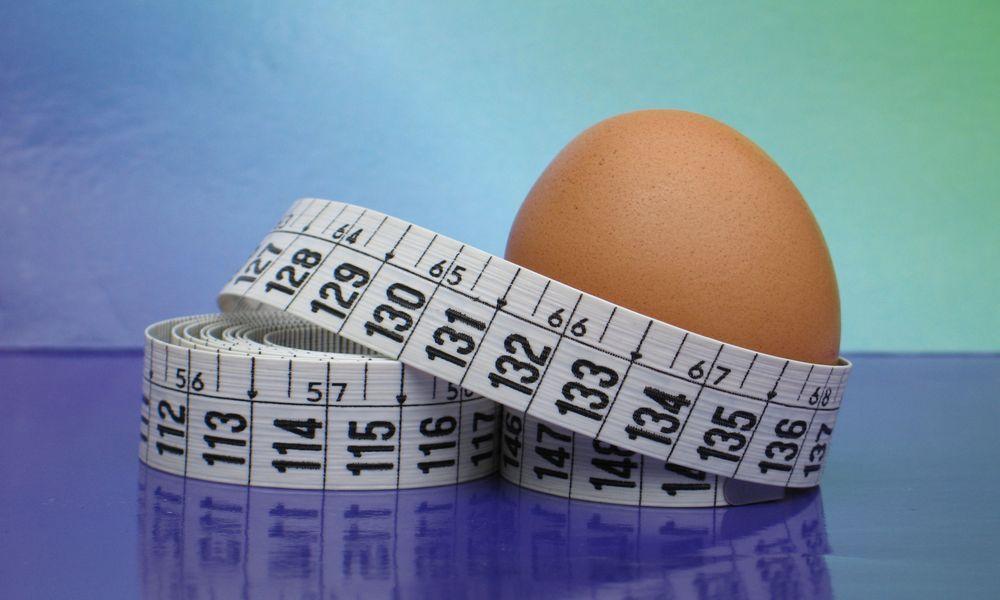 Яичная диета - меню на неделю и месяц