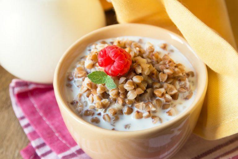 Гречневая каша вкусная на завтрак