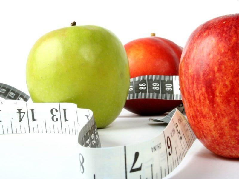 Кефирно-яблочная диета (7 дней) потеря веса до 6 кг. Отзывы.