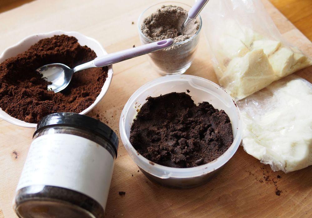 Рецепт кофейного обертывания для похудения в домашних условиях 496